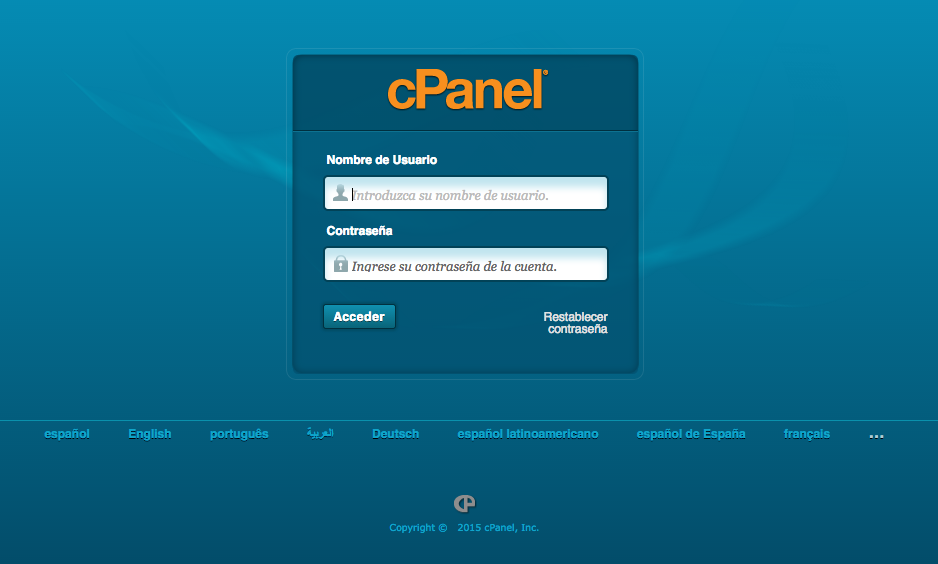 panel-control-hostgator